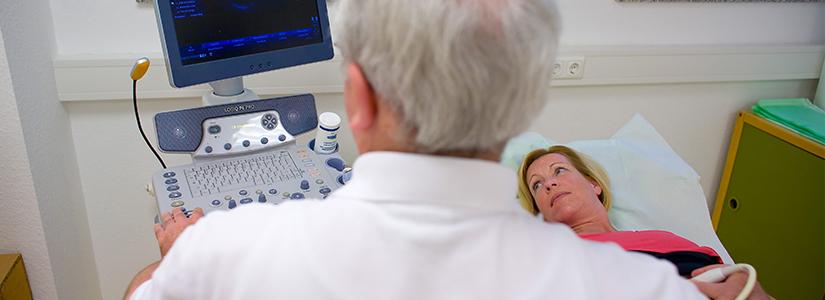 Ultraschall Röntgenpraxis Bergheim